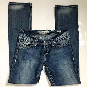 BKE Sabrina Rosedale Wash Jeans Size 29 x 34